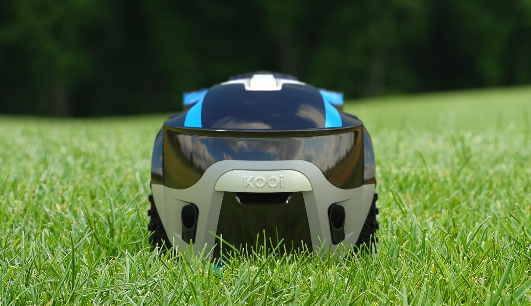 The Kobi Company - Launching a multifunctional garden robot. In the U.S. of A!