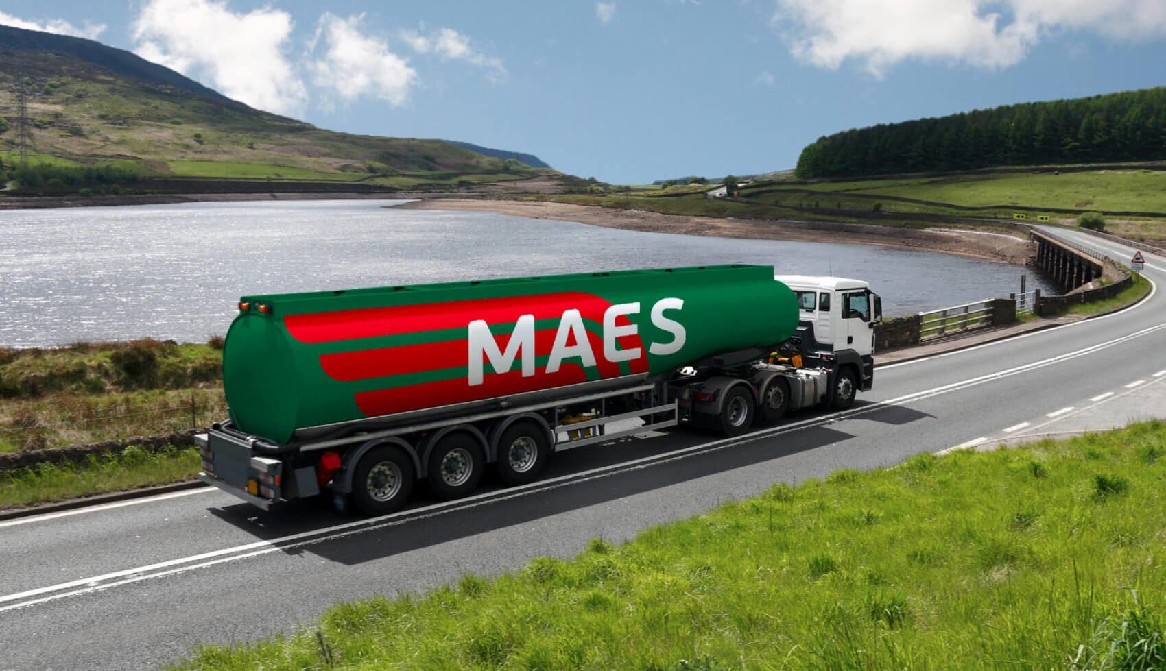 MAES - MAES : rebranding et augmentation des demandes de cartes carburant