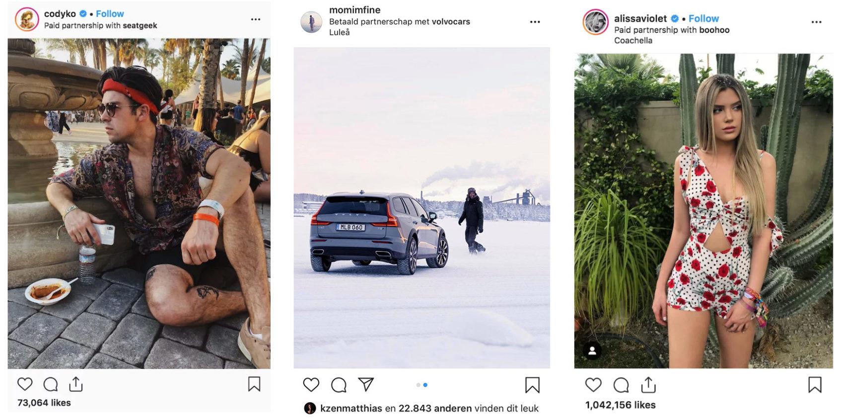 Branded Content Ads: een nuttig duwtje in de rug van je Instagram-influencers?