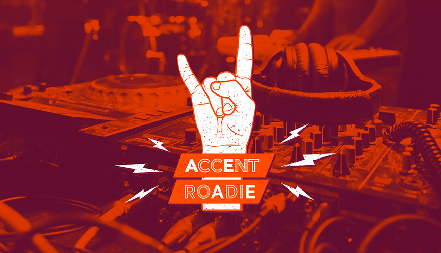 Accent - Hoe we de festivalcampagne voor Accent deden rocken