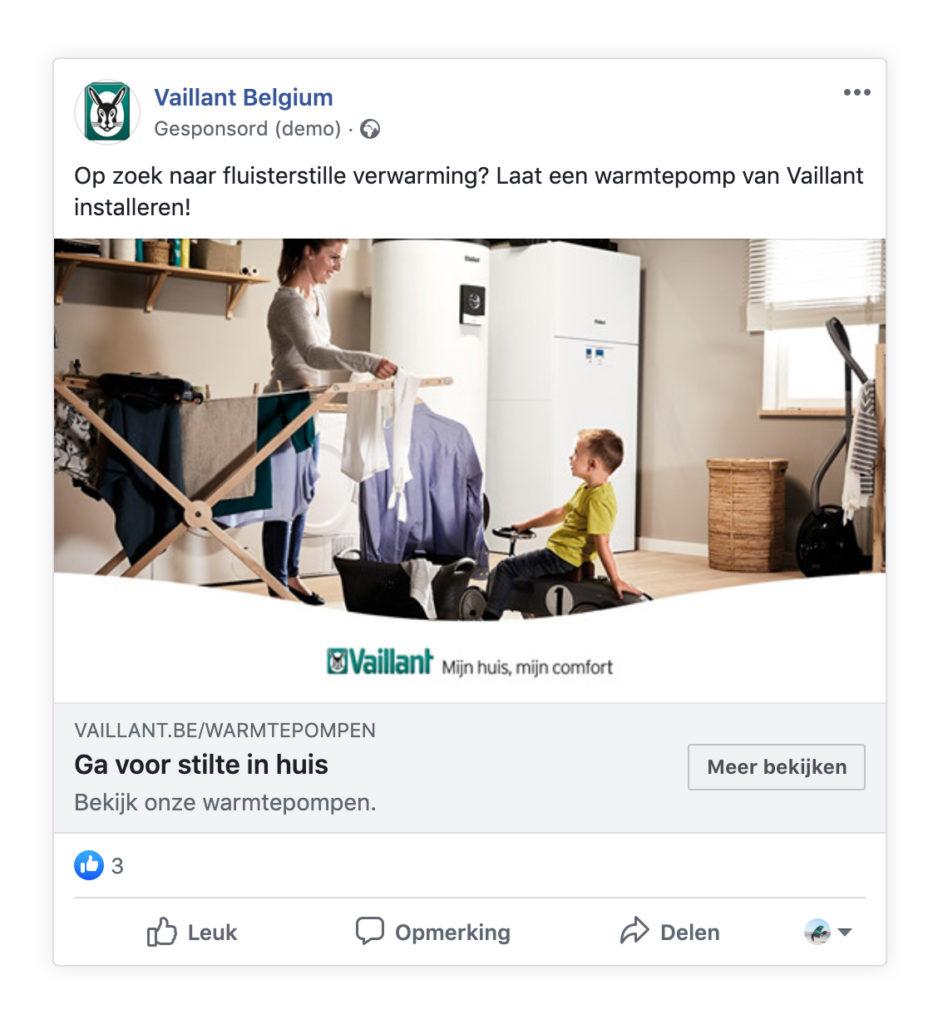 Social Ad Vaillant