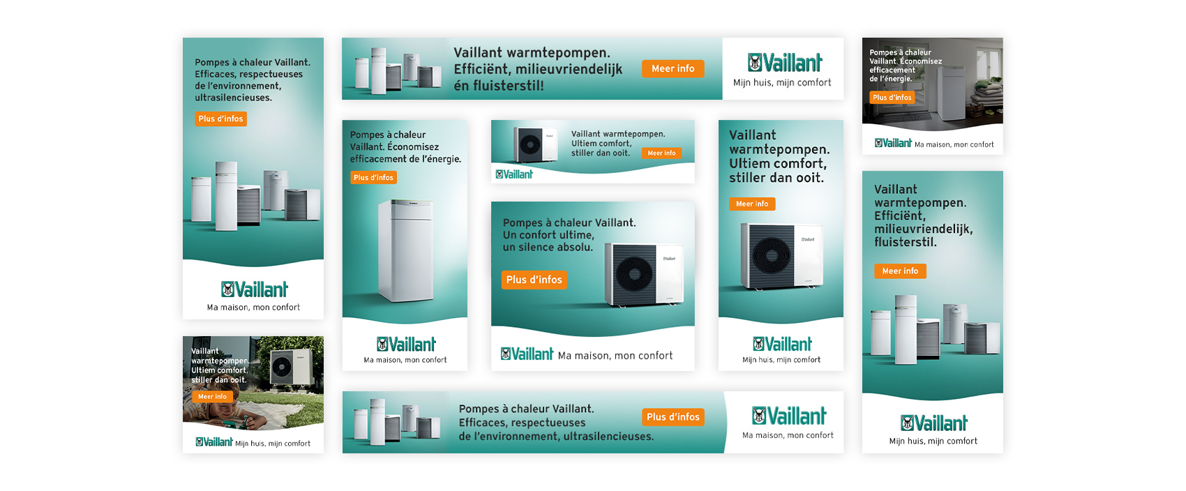 Banners Vaillant