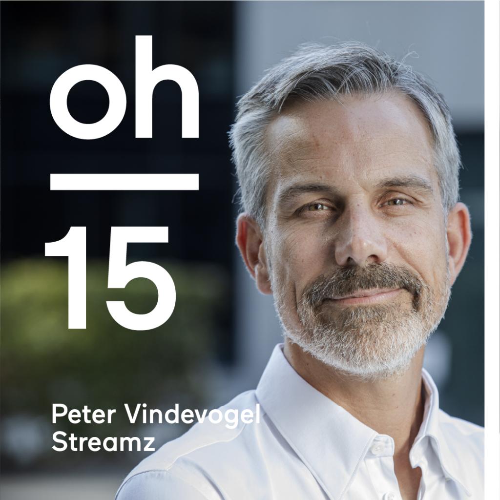 podcast peter vindevogel